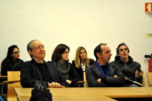 Colaboradores e participantes no lançamento de Convocarte nº1